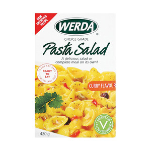 Werda Curry Pasta Salad 420g