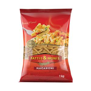 Fatti's&moni's Macaroni 1kg