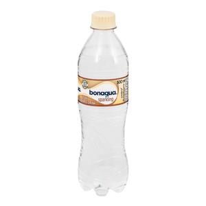 Bonaqua Litchi Flavoured Sparkling Water 500ml