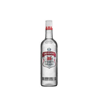 Smirnoff 1818 Round Vodka 750ml x 12