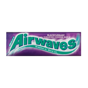 Wrigley's Airwaves Black Currant + Vitamin