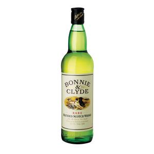 Bonnie & Clyde Scotch Whisky 750ml