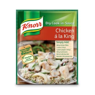 Knorr Cook In Sauce Chicken A La King 58g