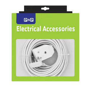 PnP 15m 10a Extension Cord