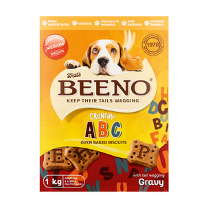 Beeno Gravy Small To Medium D ogs 1kg