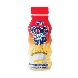 Yogi Sip Drinking Yoghurt Vanilla 250g