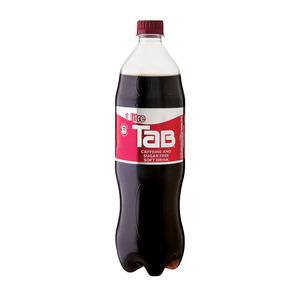 Tab Caffeine Free Plastic Bottle 1l