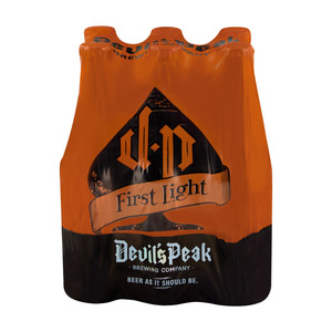 Devils Peak First Light 340ml x 6