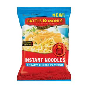 Fatti's & Moni's Noodles Creamy Cheese 78g x 40