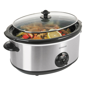 Kenwood 6.5 Litre Slow Cooker CP657
