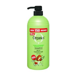 Organics Hair Conditioner Dry/Damaged 1l x 6