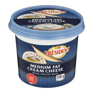 Simonsberg Blue Cream Cheese 230g