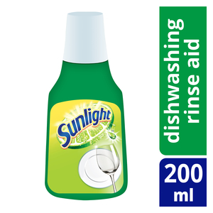 Sunlight Auto Rinse Aid 200ml