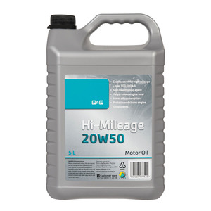 PnP Hi Mileage Oil 20w50 5 Litre