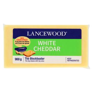 White Cheddar 900g