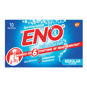 Eno Antacid Fruit Salt-sache T 10
