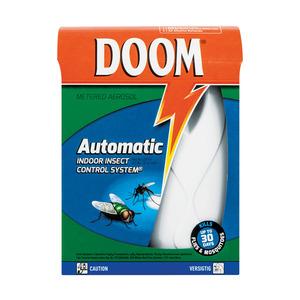 Doom Auto Starter Kit Mosquitoes & Flies