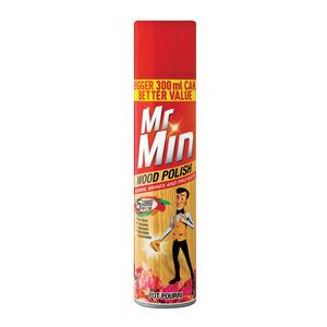 Mr Min Wood Polish Potpourri 300ml