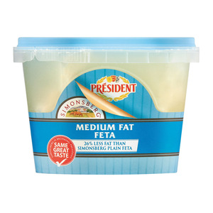 Simonsberg Reduced Fat Feta 200g