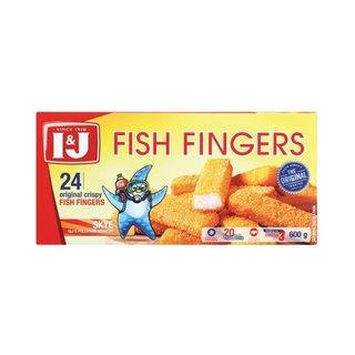 I&j Fish Fingers 600 GR x 12