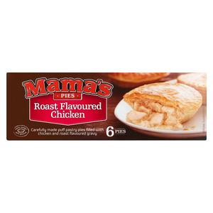 Mama's Pies Roast Chicken 6ea