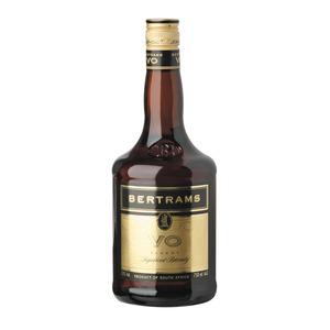 Bertrams VO Brandy 750ml
