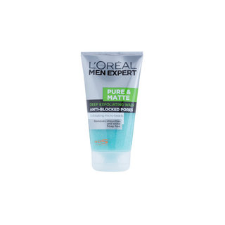 Loreal Pure and Mat Cleanser 150 ML