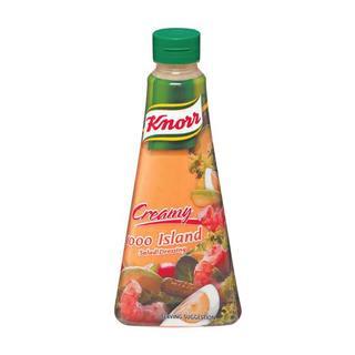 Knorr Salad Dressings 1000 Islands 340ml x 20