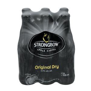 STRONGBOW ORIGINAL DRY NRB 330ML
