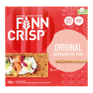 Finn Crisp Original Thin Cracker Bread 200g