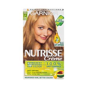 Garnier Nutrisse 7.3 Gold Praline Hair Colour
