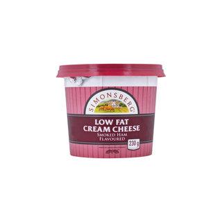 Simonsberg Low Fat Smoked Ham Cream Cheese 230g