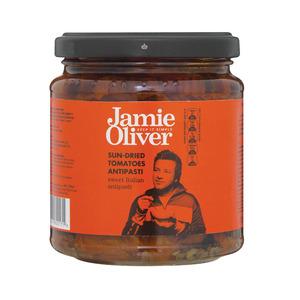 Jamie Oliver Sun Dried Tomato A nti Pasto 280g