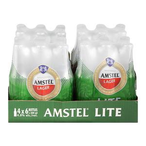 Amstel Lite Nrb 330 Ml X 24