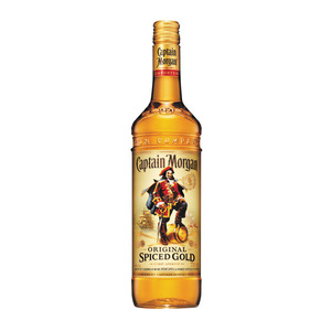 Captain Morgan Spiced Gold Rum 750ml