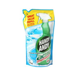 Handy Andy Actifiz Pouch Refill Summer Fresh 750ml