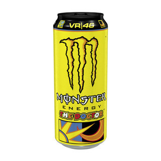 Monster Energy Drink Rossi 500ml x 24