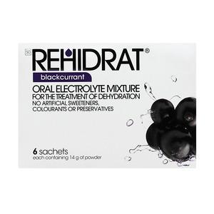 Rehidrat Oral Electrolyte 6ea