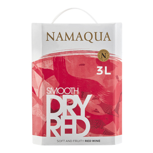 Namaqua Dry Red 3 l x 4