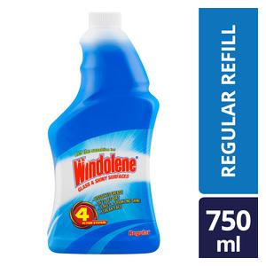 Windolene Window Cleaner Refill 750ml