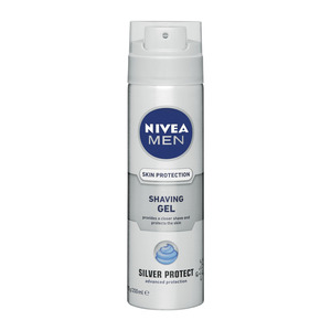 Nivea For Men S/gel Silver Protect 200ml