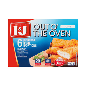I&j Out Of Oven Classic 400g