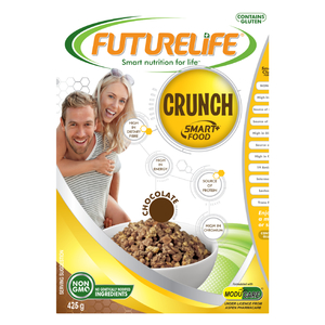 Futurelife Crunch Chocolate Cereal 425g