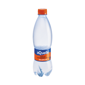 Aquelle Naartjie Flavoured Mineral Water 500ml