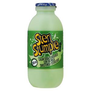 Parmalat Steri Stumpie Cream Soda Flavoured Low Fat Milk 350ml x 24