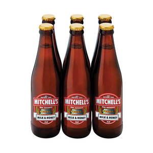Mitchell's Milk & Honey Beer 330 ml x 6