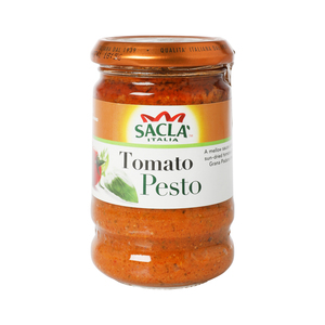 Sacla Tomato Pesto Pasta Sauce 190g