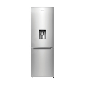 Hisense 359 Litre Gross Capacity Metallic Fridge With Water Dispenser H359bmewd