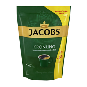 Jacobs Kronung Coffee Econo Pack 250g