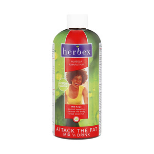 Herbex Atf Mix N Drink Lemon 400ml